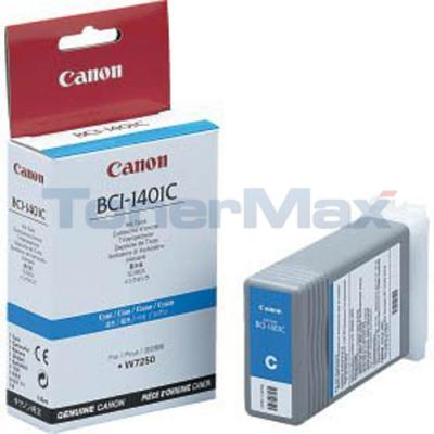 CANON BCI-1401C INK TANK CYAN 130ML